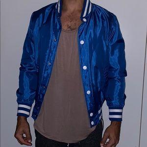 H & M Varsity lightweight jacket